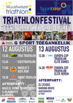 Sportoase Triathlon Festival - all sport and fun